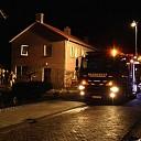 Keuken in brand aan de Kampfstraat in Lemelerveld