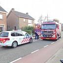 Veel rook door vlam in de pan Deventerstraat Raalte