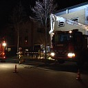 Brand op dak van woning in Zwolle-Zuid