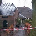 Voorbijganger ontdekt schuurbrand in Broekland