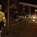 Woningbrand aan de Zwolseweg in Deventer