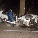 Vier jongens gewond na ernstig eenzijdig ongeval Olst