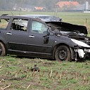 Gewonde bij ongeval Dalfserweg in Heino
