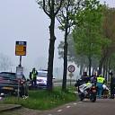 Gewonde na ongeval op de Herxenenk in Wijhe