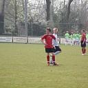 Schoolvoetbal in Mariënheem groot succes
