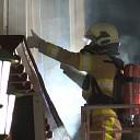 Brand in centrum van Zwolle