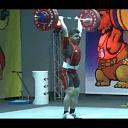 Derenik Ghazaryan behaalt 3e plek op EK Gewichtheffen