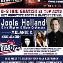 Nachtbussen naar Zwolle en Deventer tijdens Ribs & Blues