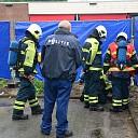 Brandweer zoekt naar mogelijk gaslek in Raalte