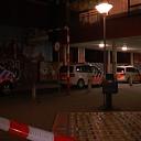 update: agent lost waarschuwingsschot in Zwolle