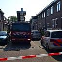 Zolderbrand aan de Diezerhoven in Zwolle