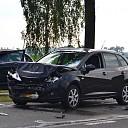 drie auto's betrokken bij ongeval op de Raalterweg Wijhe