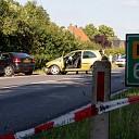 Drie auto's betrokken bij ongeval op N35 bij Wijthmen