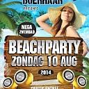 Beachparty bij de KPJ Boerhaar in Wijhe