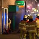 Veel schade na brand bij The Read Shop in Heino
