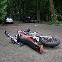 Bromfietser gewond na botsing met auto in Heino