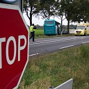Dodelijk ongeval op N348 bij Luttenberg