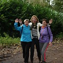 Tweede dag wandelvierdaagse zonnig van start
