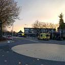 Fietser aangereden door auto aan Westdorplaan in Raalte