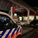 Overval op tankstation aan de Dijkstraat in Zwolle