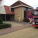 Keukenbrand aan Grimberg in Raalte
