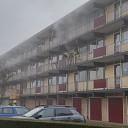 Grote brand in flat Lijsterbesstraat Raalte