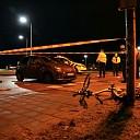 Fietsster raakt gewond na ongeval in Raalte