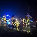 Ernstig ongeval op N348 bij Diepenveen