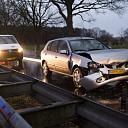 Gewonde bij ongeval op de N35 bij Raalte.
