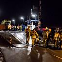 Automobiliste volgt navigatie en stuurt IJssel in bij Wijhe