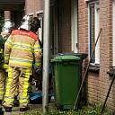 Brandweer rukt uit voor gaslucht in Wijhe