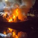 Bewoners omgekomen bij brand op woonboot in Zwolle