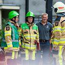Achttien woningen ontruimd na gaslek in Deventer