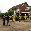 Veel schade bij woningbrand in Raalte