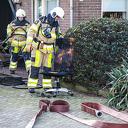 Brand op zolderkamer in Nieuw Heeten